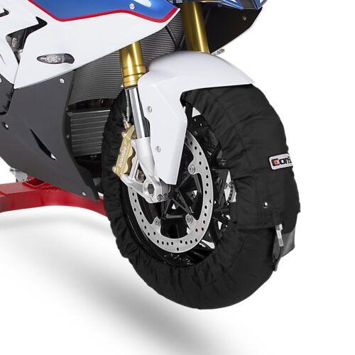 V11 Le Mans Reifenwärmer Set 60-80 Grad BL Moto Guzzi 1200// 1100 Sport