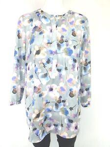 donna Multicolor Nydj casacca a Camicia Np Pattern 36 Autumn Novità Taglia S Fields 129 aFTqSHw