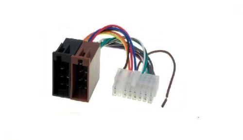 Autoradio Iso Adaptateur Pioneer deh-p5100r DEH-P 6100r deh-p7100r deh-p8100r