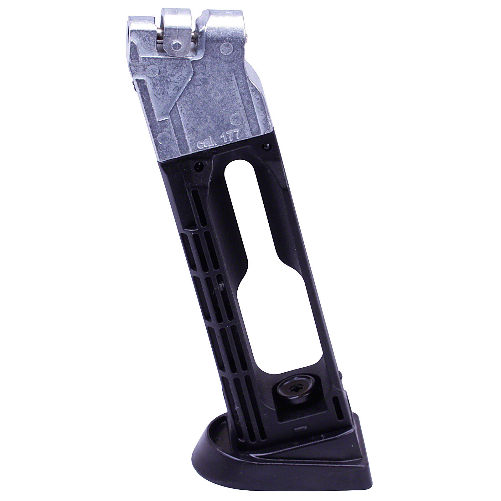 Umarex IWI Jericho B Spare 23 Shot Steel BB Magazine & Co2 Holder 5.8174.1