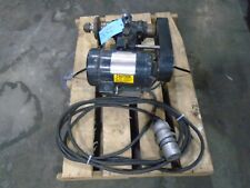 Dumore No 25 024 Tool Post Grinder 3 Hp 11 To 12 Wheel