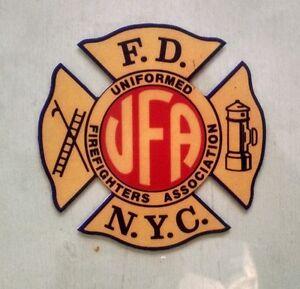 New-York-City-Uniformed-Firefighter-Association-UFA-Yellow-Decal-4-034