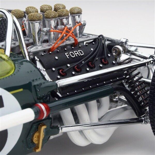 F GP Formula 1 Lotus Ford 18 Vintage Race Car Car Car 43 Sport Midget 24 Exotic 1960s 12 e7ae76