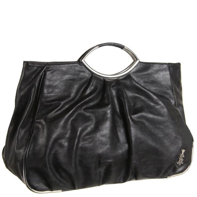 e8a7747b4187 Buy Christian Audigier Ashley Tote Bag - Black online