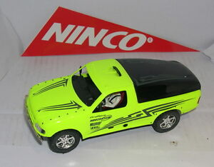 Painstaking Ninco Slot Car Protruck Tunning Yellow Only In Sets.mint Unboxed Spielzeug