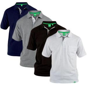 Mens-Big-Size-Superior-Quality-100-Cotton-Polo-Shirt-3XL-8XL
