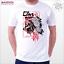 "/""The lone wolf/"" T-shirt Skull retro cult tattoo MENS//LADIES BIRTHDAY GIFT IDEA"
