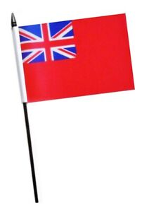 RED ENSIGN various sizes /'Red Duster/' for Boats Polyester flags