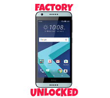 "NEW HTC Desire 550 UNLOCKED Cricket 4G LTE -16GB- 8MP 5"" Android 6.0-7.0 2GB RAM"