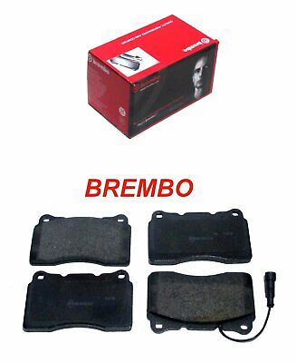 BREMBO Bremsbeläge Bremsklötze mit Warnkontakt ALFA ROMEO 159 Sportwagon 939 P