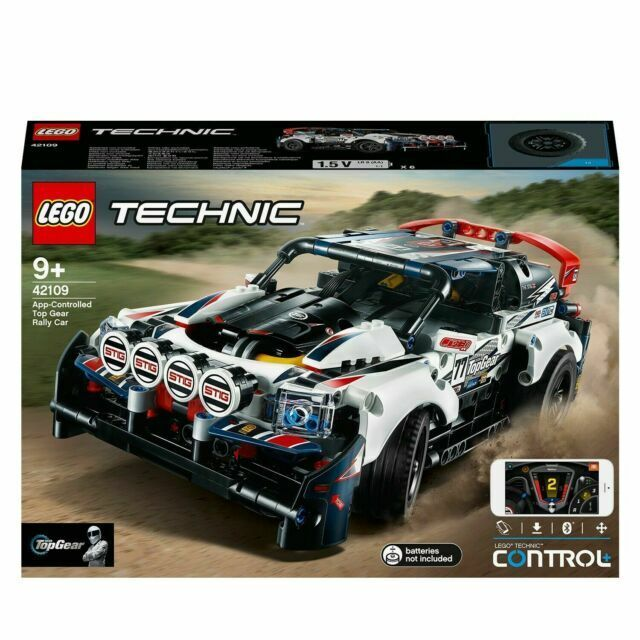 Lego 42109 Top Gear Rally Car (Power Functions) - Brand New & Sealed - Free Post