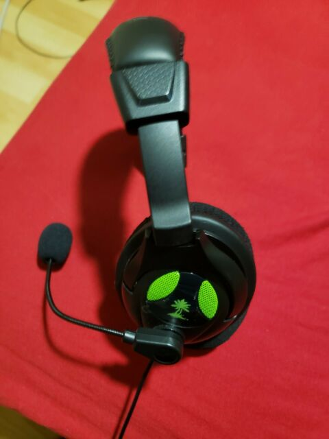 Turtle Beach Ear Force x12 Amplified Stereo Gaming Headset