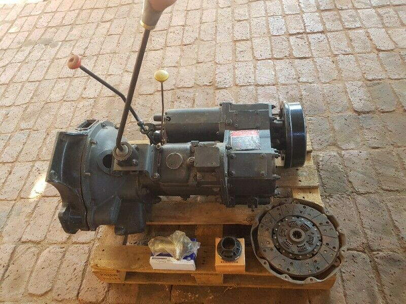 Land Rover Series 3  Manual gearbox 4 Speed Reconditioned with clutch pack