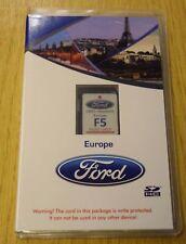Ford F5 2016 Sync 2 Touchscreen SAT NAV Navigation Map SD Card