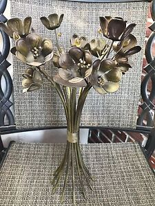 Image Is Loading Three Hands Corp Metal Decor Candle Holders H