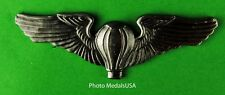 Army Air Corps Balloon Pilot AAF WWII USAAF Wing