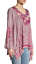 NWT-Embroidered-JOHNNY-WAS-Blouse-WISH-STITCH-V-Neck-Tunic-Cupra-XS-278 thumbnail 1