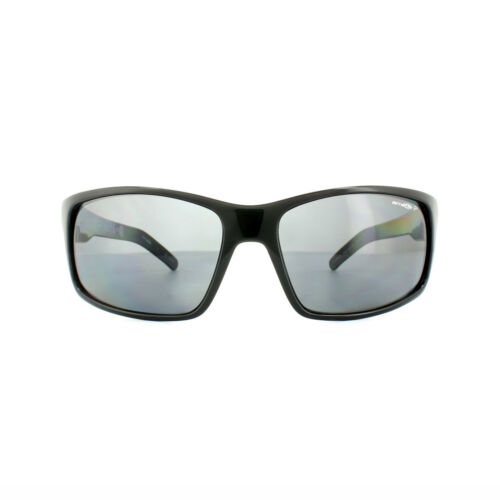 fc2f367962 1 of 5Only 3 available Arnette Sunglasses Fastball 4202 226781 Black on  Graphics Grey Polarized