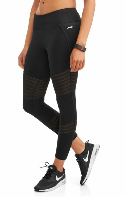 85034ca597 Avia Women's Core Active Moto Mesh Crop Legging Size XL B5 for sale ...