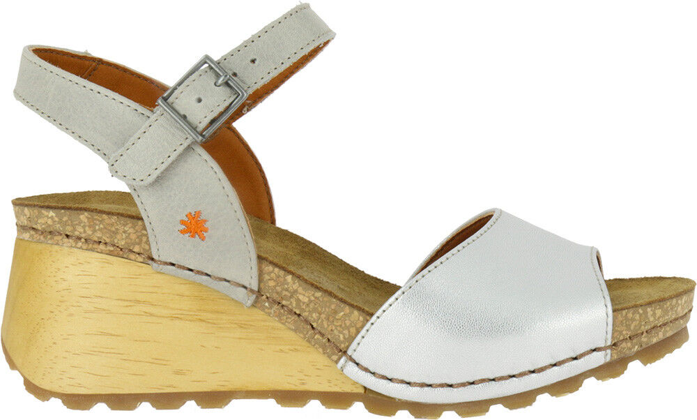 THE ART COMPANY 1321S BORNE sandalo donna cinturino zeppa