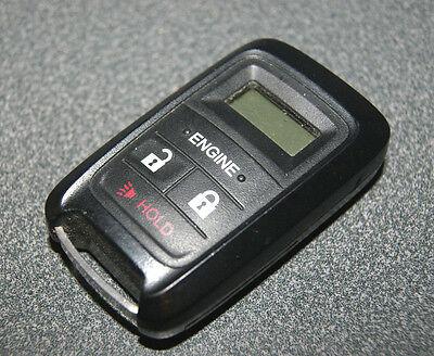 Oem Honda Keyless Entry Remote Start Key Fob 4 Button Autostart Fcc Kobata12a Ebay