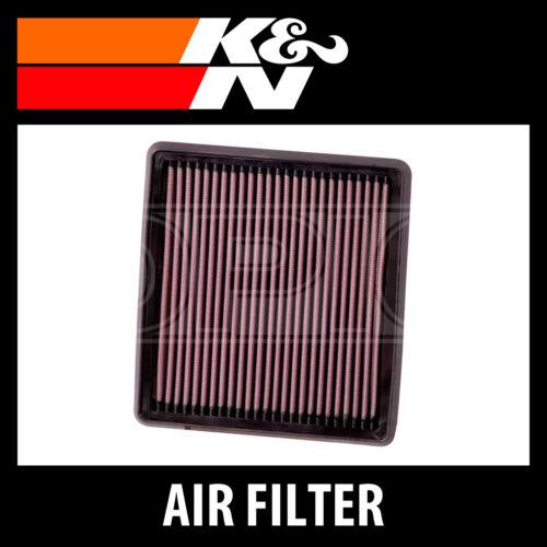 K and N Original Performance Part K/&N 33-2935 High Flow Replacement Air Filter
