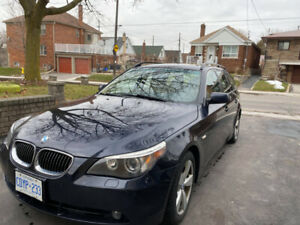 2007 Bmw 530xi wagon touring (Blue) for sale