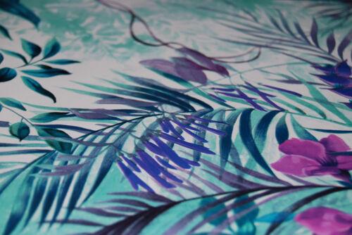 MultiColored Rainforest Tropical Rainbow Birds /& Foliage Wallpaper Border W1113