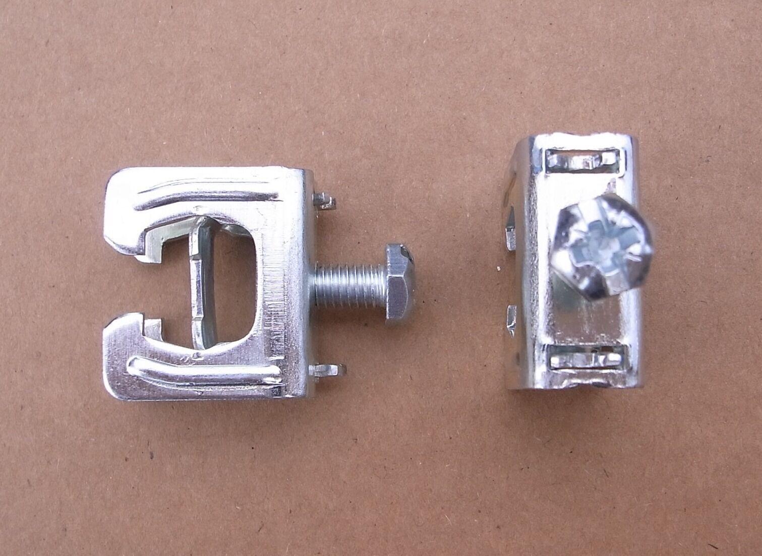 Sammelschienenklemme Anschlussklemme 35 mm² für 12x5 mm Schienen Zählerschrank