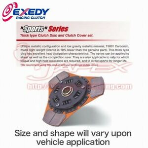 EXEDY-S-METAL-Clutch-Disc-TOYOTA-STARLET-EP82T-EP91T-4E-FTE-TD03T