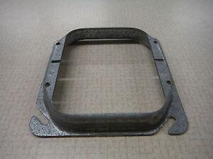 Junction Box Cover Raised Plaster Ring 4x4