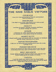 Poster-NINE-NOBLE-VIRTUES-Asatru-Nordic-Rules-of-Conduct-Guide-Page-8-1-2-x11