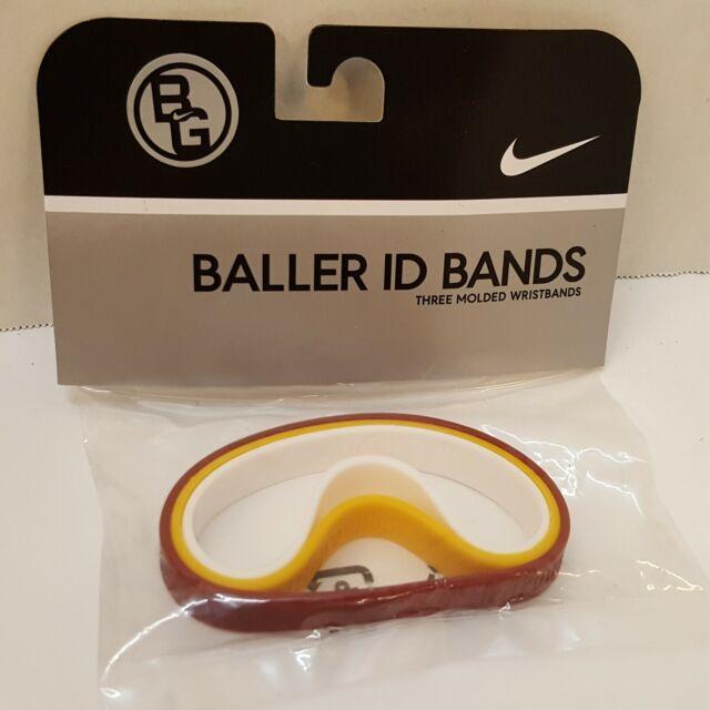 Nike Baller ID Bands Wrist Wristbands