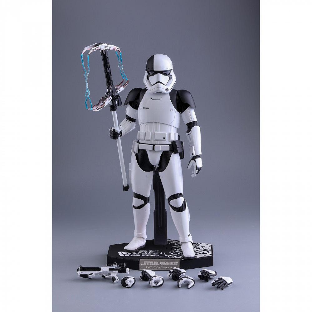 Neu Star Wars Film Masterpiece The Last Jedi 1 6 First Order Stormtrooper