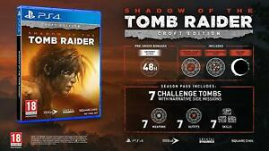 Shadow-of-the-Tomb-Raider-Croft-Edition-PlayStation-4-PS4-nouveau