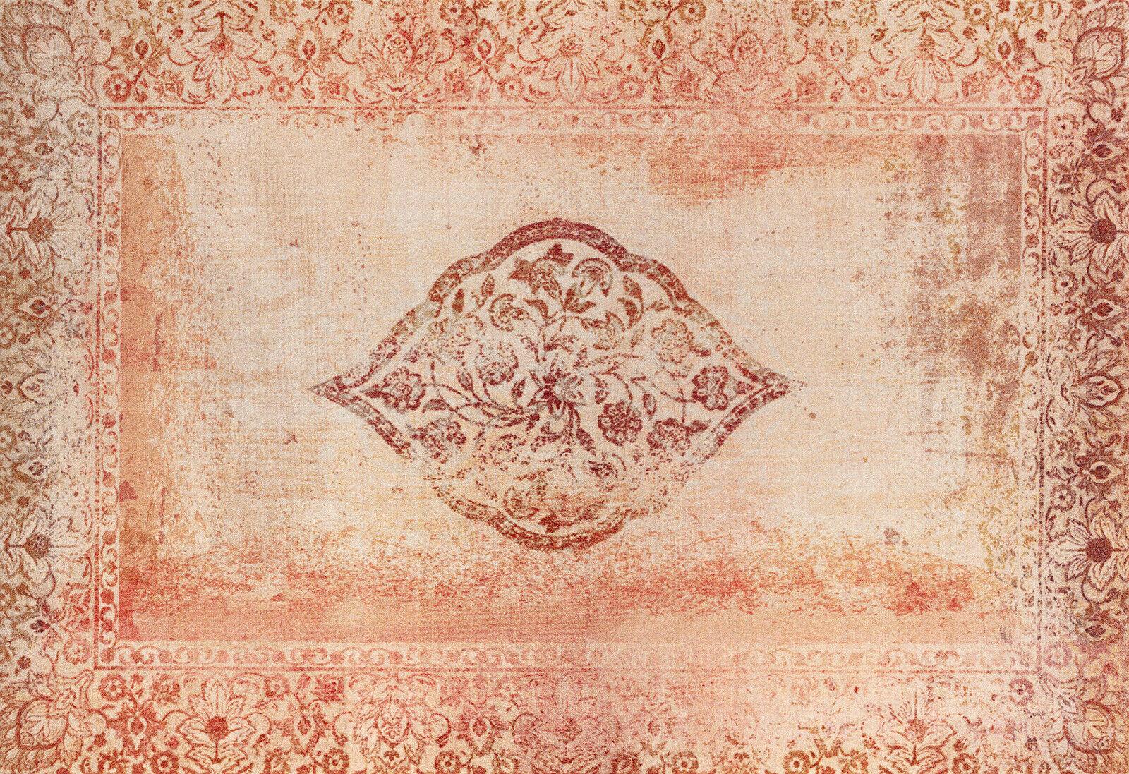 Wash+dry Teppich DECOR Vintage Bloom Bloom Bloom 4 Größen lieferbar waschbare Schmutzmatte b2ba70