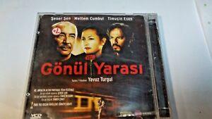 Details about GONUL YARASI 2 disk VCD TURKCE TURKISH romance drama