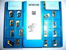 10.Stk Ingersoll Wendeplatten BOMT130431R IN2505 Wendeschnedplatten  ***Neu***
