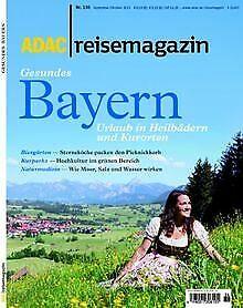 ADAC RM Bäderland Bayern (reisemagazin)   Buch   Zustand sehr gut