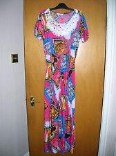 NEW W/T LADIES XL XXL 14 16 18 SEXY SUMMER MAXI DRESS TRANSVESTITE CROSSDRESSER