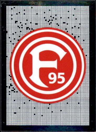 Sticker 79 Logo Fortuna Düsseldorf TOPPS Bundesliga 2019//2020