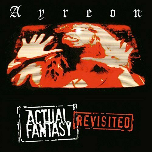 Ayreon-Actual Fantasy Revisited -Cd+Dvd- CD NUOVO