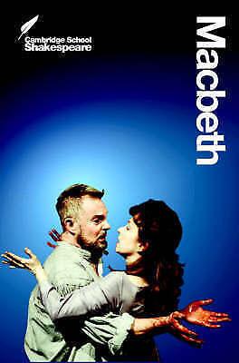 1 of 1 - Macbeth (Cambridge School Shakespeare) By William Shakespeare, NEW Free Post