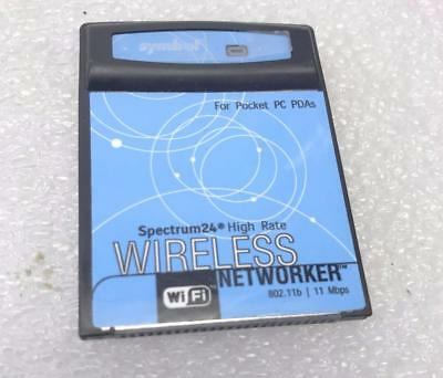 Motorola Symbol Wireless Network CompactFlash Card WiFi 802.11 LA-5137-1120-WWR