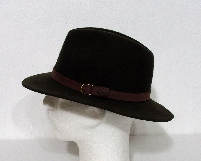 Classic Felt Hat Size 59 Outdoor Crushable K578
