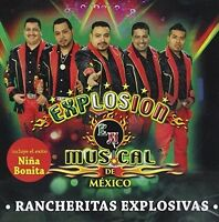 Explosion Musical De Mexico - Rancheras Explosivas [new Cd] on Sale