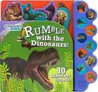 NEW Discovery Kids Dinosaurs Rumble Sound Book (Discovery 10 Button)