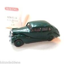 Rolls Royce  1951  Wiking   HO 1:87 #1108