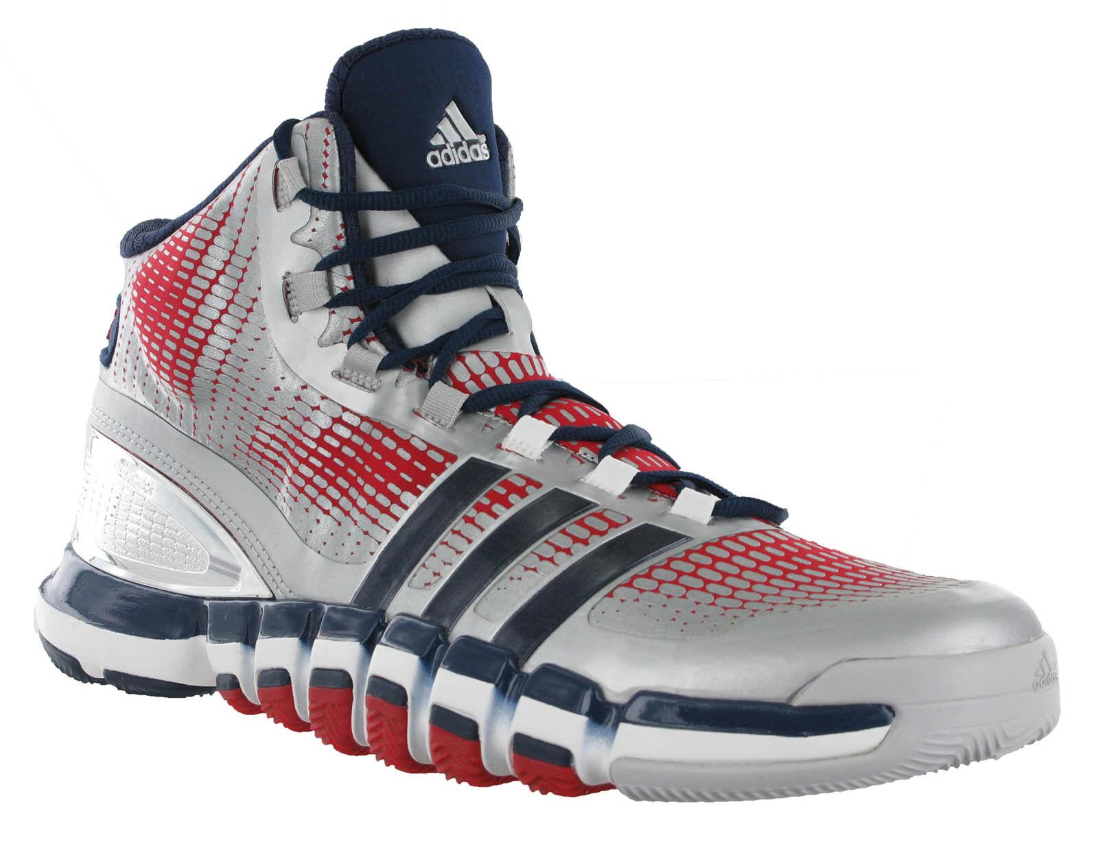Adidas Adipure Crazyquick Basketball Para Hombre Zapatillas botas UK13 - 16