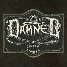 """THE DAMNED  """"THE CHISWICK SINGLES 7 RECORDS 1979-80""""   18 CLASSIC TRACKS"""
